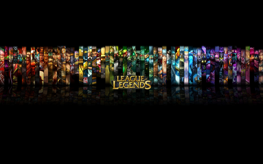 League of Legends: The Champions