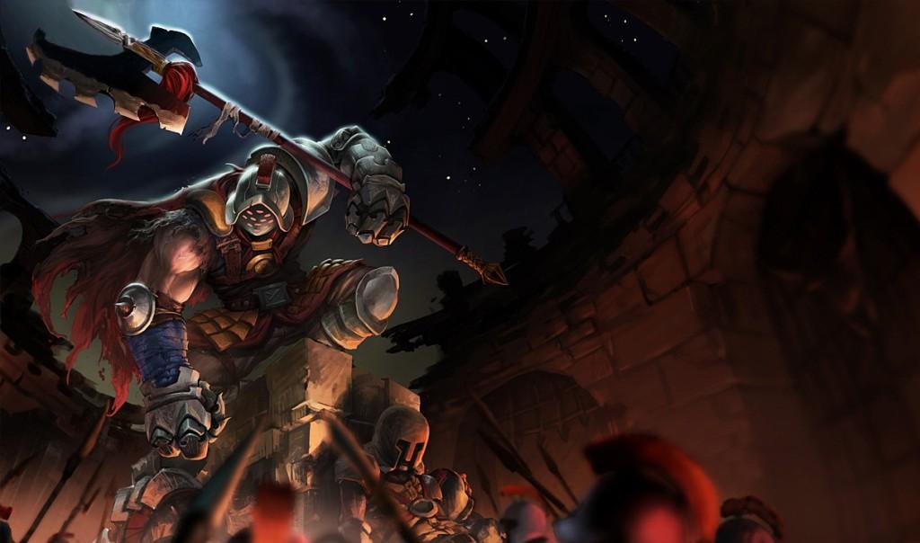 League-of-Legends-Jaximus-In-War-Wallpaper