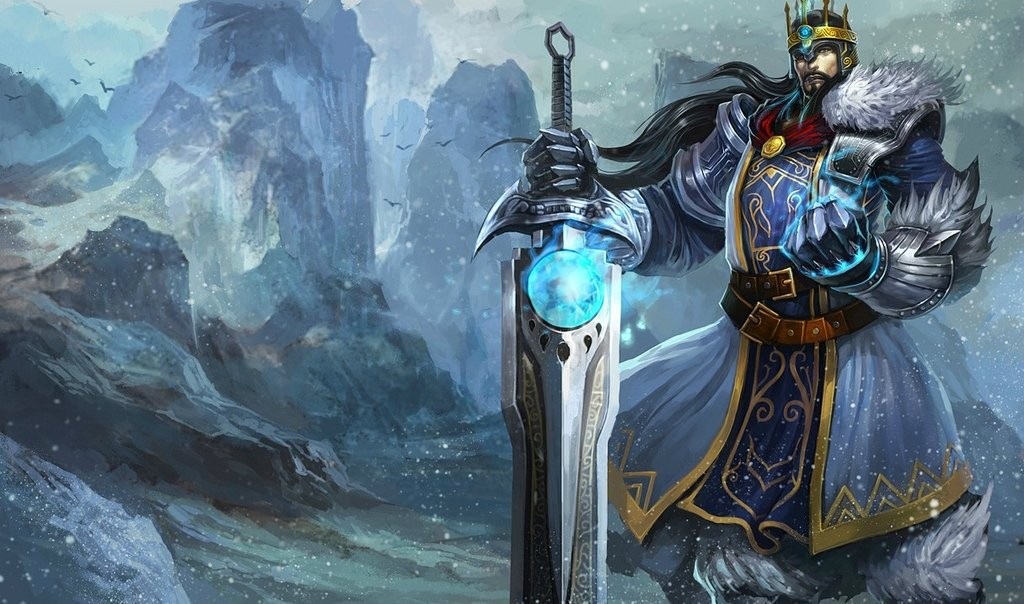 King-Tryndamere-Chinese