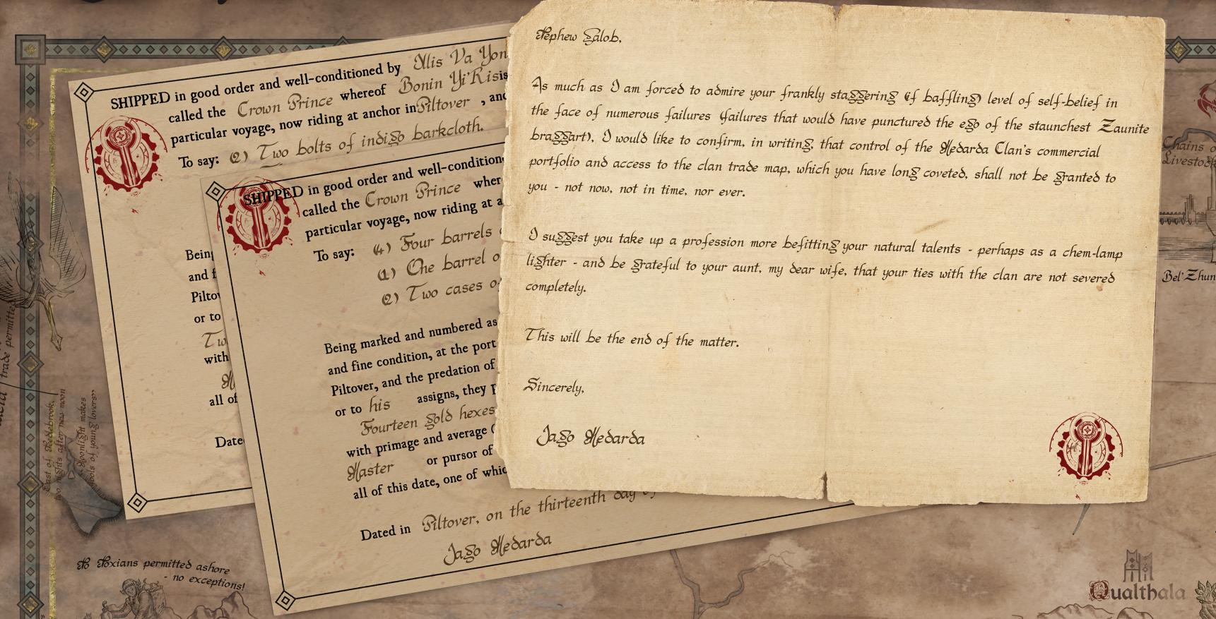 heirloom note