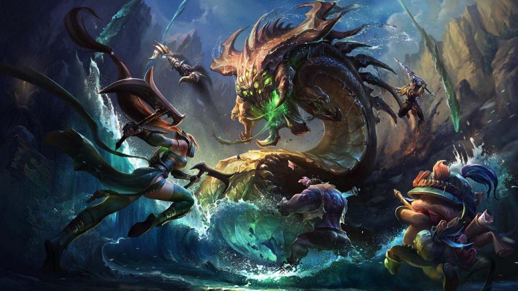 Patch 8.8 League of Legends