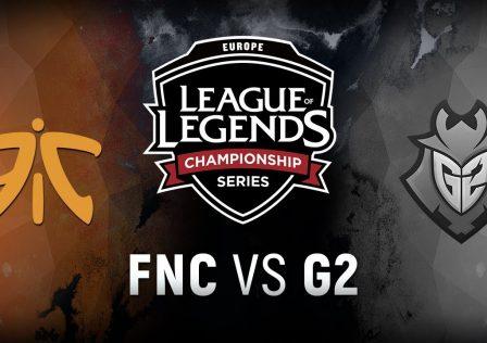 Fnatic vs G2