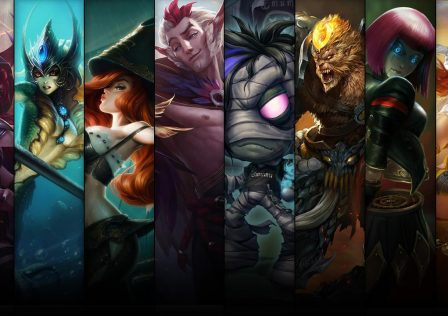 Champion and Skin Sale 01.06