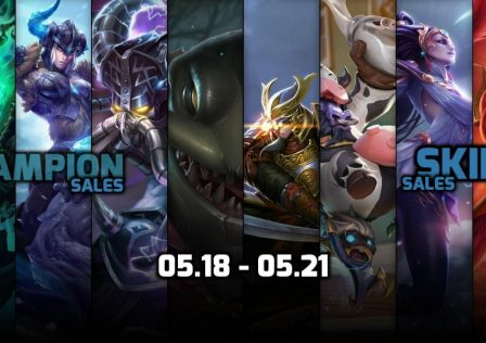 Champion and Skin Sale 05.18-05.21