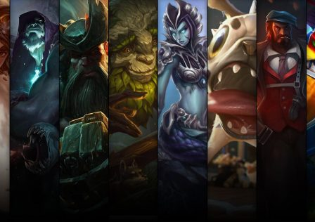 Champion and Skin Sale: 05.29