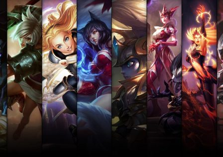 Champion and Skin Sale 22.05
