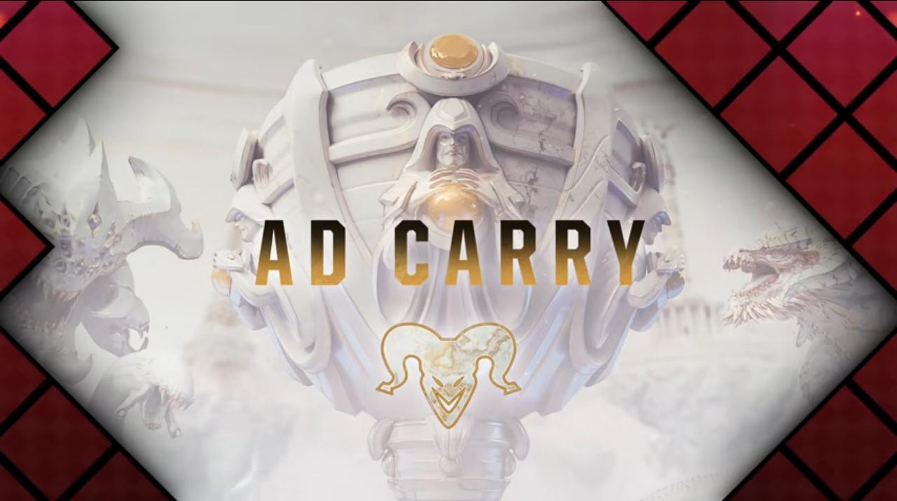 Phreak Show - AD Carry