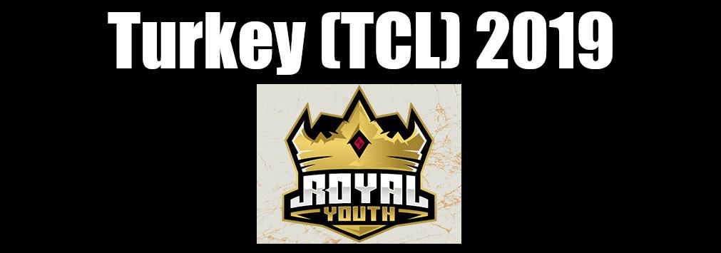 Turkey (TCL) 2019