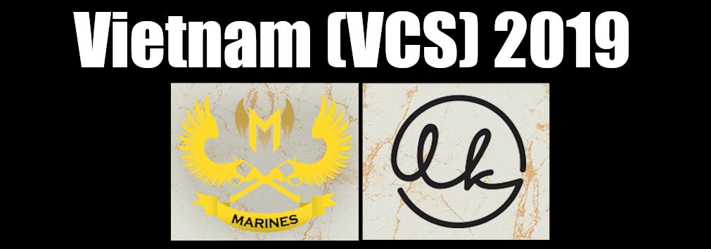 Vietnam (VCS) 2019