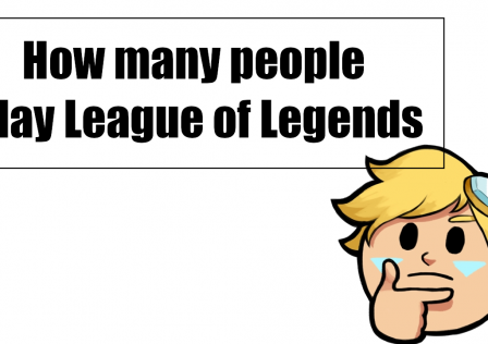 how many people play league of legends
