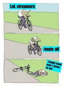 League of Legends Memes – Mute ALL