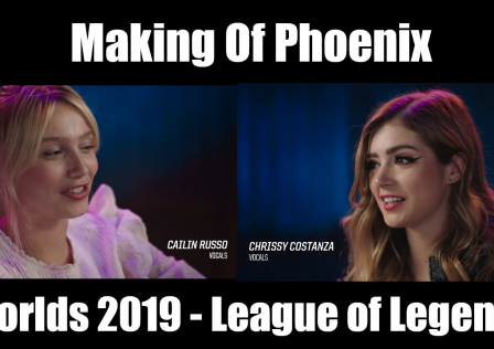 Making of Phoenix – Worlds 2019 – League of Legends