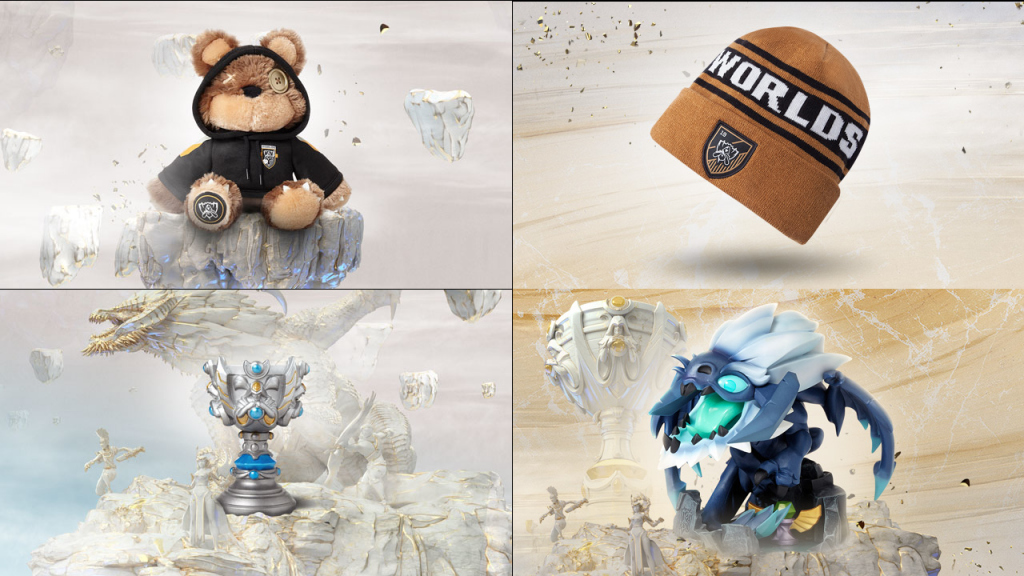 New Merchandise - Worlds 2019