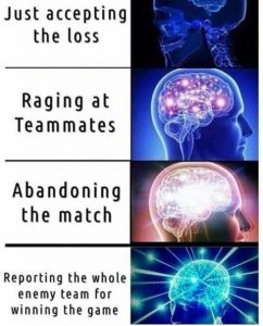 League of Legends Memes – Report