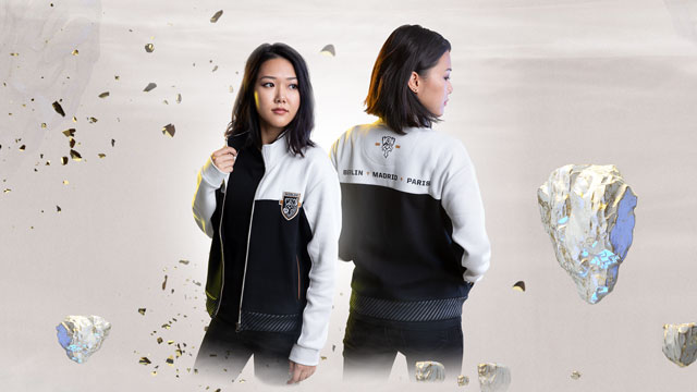 Womens Jacket - Worlds 2019