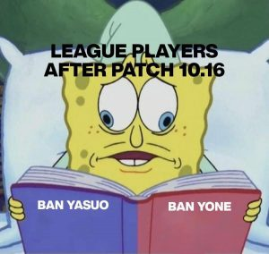 League of Legends Memes – Why not both?