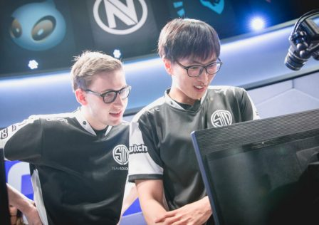 TSM BJERGSEN AND DOUBLELIFT