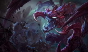 League of Legends fan delivers spectacular Cho'Gath cosplay