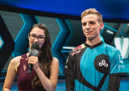 OVILEE AND C9 LICORICE