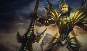 A fan made Jarvan IV the star of his own Bizarre Adventure with anime opening mashup