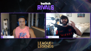 Team Tyler1 beat out Team Yassuo to become Twitch Rivals League of Legends champions