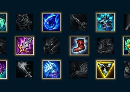 item-system-overhaul